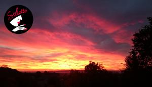 Stiletto sunrise