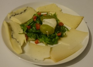 Tapas Fromages