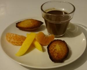 Tapas Dessert